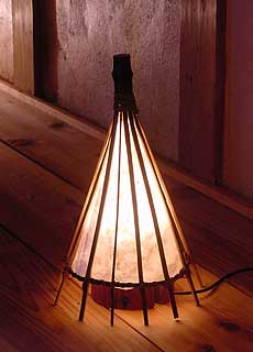 床ランプ-S