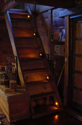 階段ランプ